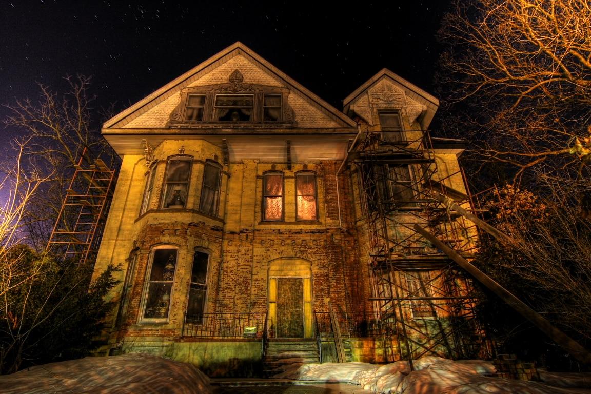 Dayton Toyota Best Haunted Houses Near Dayton Nj