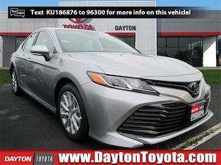 New Toyota vehicles 2019 Toyota Camry LE Sedan X9222 for sale near you in South Brunswick, NJ