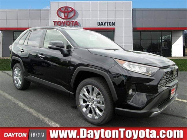 New Toyota vehicle 2019 Toyota RAV4 Limited SUV X9846 for sale near you in South Brunswick, NJ