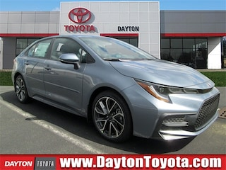 New Toyota vehicles 2020 Toyota Corolla SE Sedan X013 for sale near you in South Brunswick, NJ
