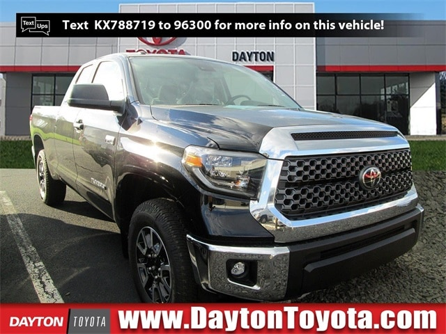 Featured new Toyota vehicles 2019 Toyota Tundra SR5 5.7L V8 Truck Double Cab X969 for sale near you in South Brunswick, NJ
