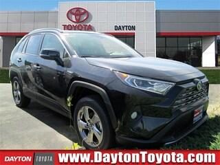New Toyota vehicles 2019 Toyota RAV4 Hybrid Limited SUV X9798 for sale near you in South Brunswick, NJ