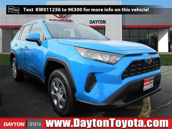New Toyota vehicle 2019 Toyota RAV4 LE SUV X9397 for sale near you in South Brunswick, NJ