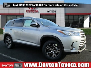 New Toyota vehicles 2019 Toyota Highlander LE Plus V6 SUV X9168 for sale near you in South Brunswick, NJ