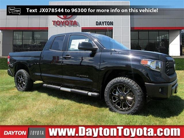 Featured new Toyota vehicles 2018 Toyota Tundra SR5 4.6L V8 Truck Double Cab X8940 for sale near you in South Brunswick, NJ