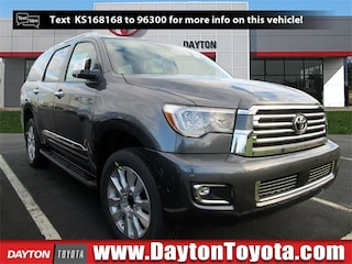 New Toyota vehicles 2019 Toyota Sequoia Platinum SUV X9267 for sale near you in South Brunswick, NJ