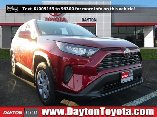 New Toyota vehicle 2019 Toyota RAV4 LE SUV X9428 for sale near you in South Brunswick, NJ
