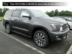 2019 Toyota Sequoia Limited SUV X9817