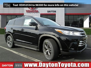 New Toyota vehicles 2019 Toyota Highlander LE V6 SUV X9327 for sale near you in South Brunswick, NJ