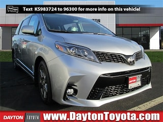 New Toyota vehicles 2019 Toyota Sienna SE Premium 8 Passenger Van X9174 for sale near you in South Brunswick, NJ