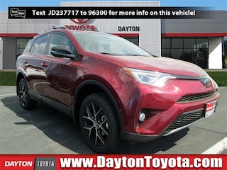 New Toyota vehicles 2018 Toyota RAV4 SE SUV X8953 for sale near you in South Brunswick, NJ