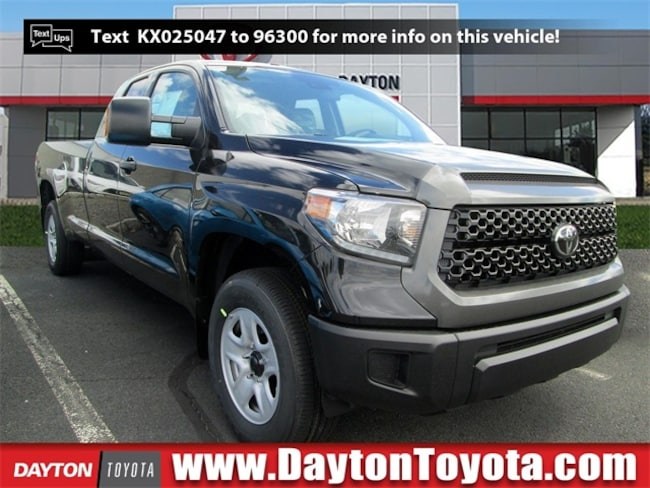 New Toyota vehicle 2019 Toyota Tundra SR 5.7L V8 Truck Double Cab X9587 for sale near you in South Brunswick, NJ