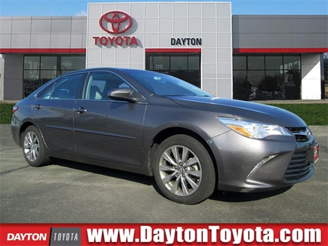 Used vehicle 2016 Toyota Camry XLE Sedan B4144 for sale near you in South Brunswick, NJ