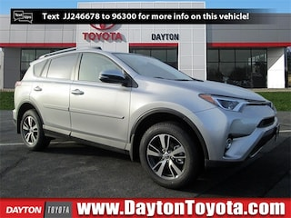 New Toyota vehicles 2018 Toyota RAV4 XLE SUV X81491 for sale near you in South Brunswick, NJ