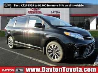 New Toyota vehicles 2019 Toyota Sienna XLE 7 Passenger Van X9218 for sale near you in South Brunswick, NJ