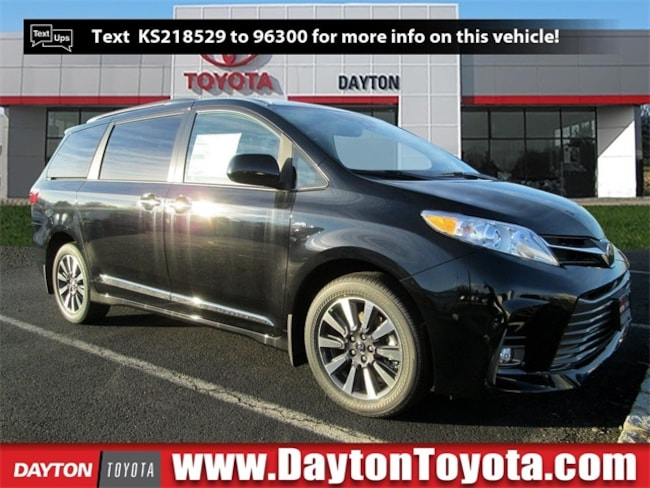 New Toyota vehicle 2019 Toyota Sienna XLE 7 Passenger Van X9218 for sale near you in South Brunswick, NJ