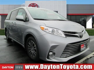New Toyota vehicles 2019 Toyota Sienna XLE 8 Passenger Van X9698 for sale near you in South Brunswick, NJ