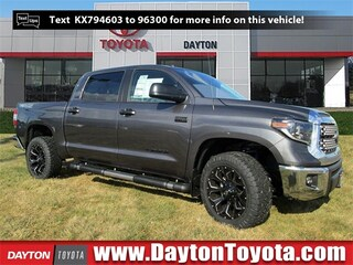 New Toyota vehicles 2019 Toyota Tundra SR5 5.7L V8 Truck CrewMax X9134 for sale near you in South Brunswick, NJ
