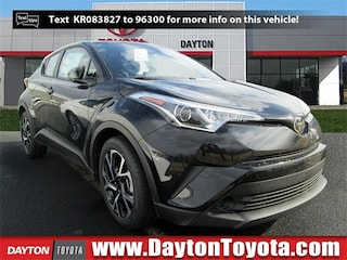New Toyota vehicles 2019 Toyota C-HR XLE SUV X9473 for sale near you in South Brunswick, NJ