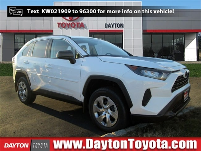 New Toyota vehicle 2019 Toyota RAV4 LE SUV X9463 for sale near you in South Brunswick, NJ