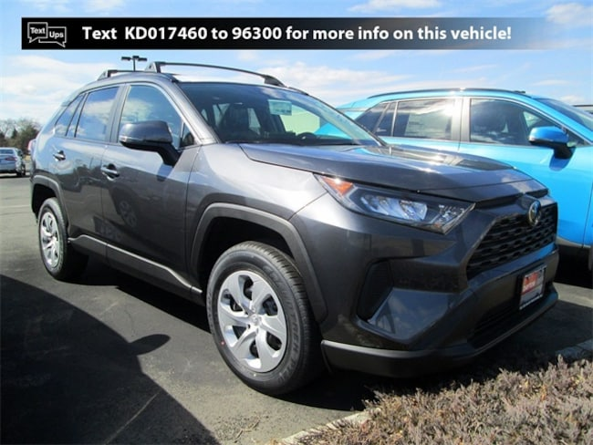 New Toyota vehicle 2019 Toyota RAV4 LE SUV X9533 for sale near you in South Brunswick, NJ