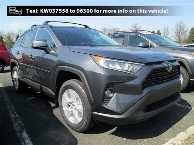 New Toyota vehicle 2019 Toyota RAV4 XLE SUV X9570 for sale near you in South Brunswick, NJ