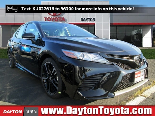 New Toyota vehicle 2019 Toyota Camry XSE V6 Sedan X997 for sale near you in South Brunswick, NJ