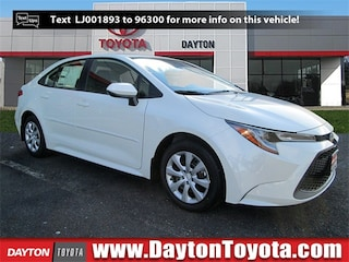New Toyota vehicles 2020 Toyota Corolla LE Sedan X01 for sale near you in South Brunswick, NJ