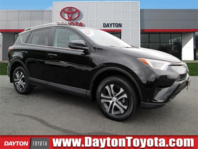 Certified Pre-Owned 2016 Toyota RAV4 LE SUV B4168A in South Brunswick, NJ