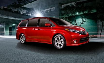 2015 toyota sienna south brunswick