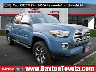 New Toyota vehicles 2019 Toyota Tacoma Limited V6 Truck Double Cab X9309 for sale near you in South Brunswick, NJ