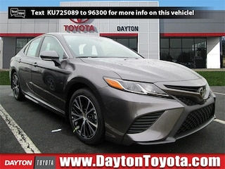 New Toyota vehicles 2019 Toyota Camry SE Sedan X9311 for sale near you in South Brunswick, NJ