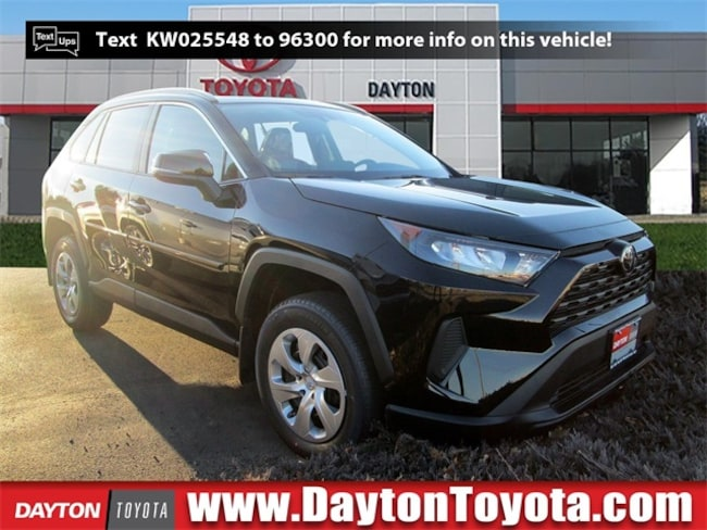 New Toyota vehicle 2019 Toyota RAV4 LE SUV X9491 for sale near you in South Brunswick, NJ
