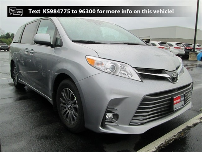 New Toyota vehicle 2019 Toyota Sienna XLE 8 Passenger Van X9698 for sale near you in South Brunswick, NJ