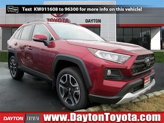 New Toyota vehicles 2019 Toyota RAV4 Adventure SUV X9394 for sale near you in South Brunswick, NJ