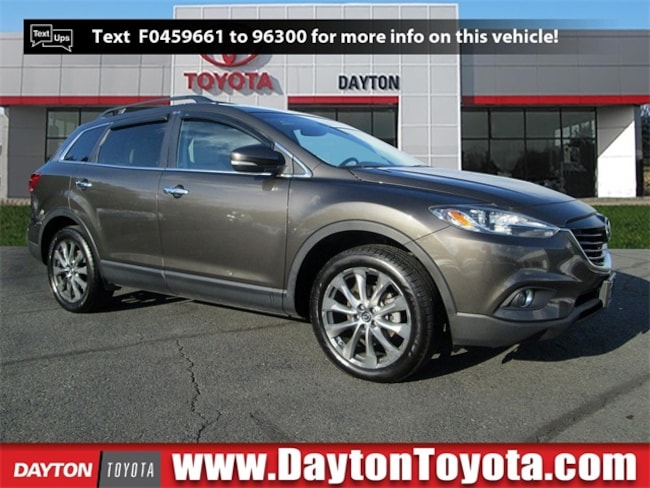Used vehicle 2015 Mazda CX-9 Grand Touring SUV X8999A for sale near you in South Brunswick, NJ
