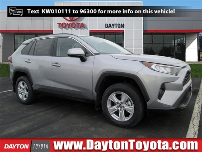 New Toyota vehicle 2019 Toyota RAV4 XLE SUV X9371 for sale near you in South Brunswick, NJ