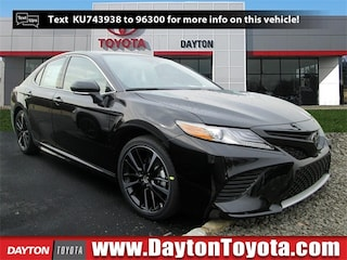 New Toyota vehicles 2019 Toyota Camry XSE Sedan X9430 for sale near you in South Brunswick, NJ