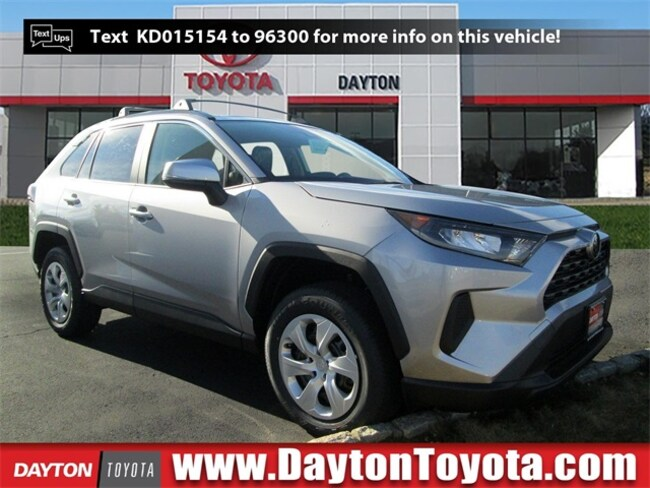New Toyota vehicle 2019 Toyota RAV4 LE SUV X9501 for sale near you in South Brunswick, NJ