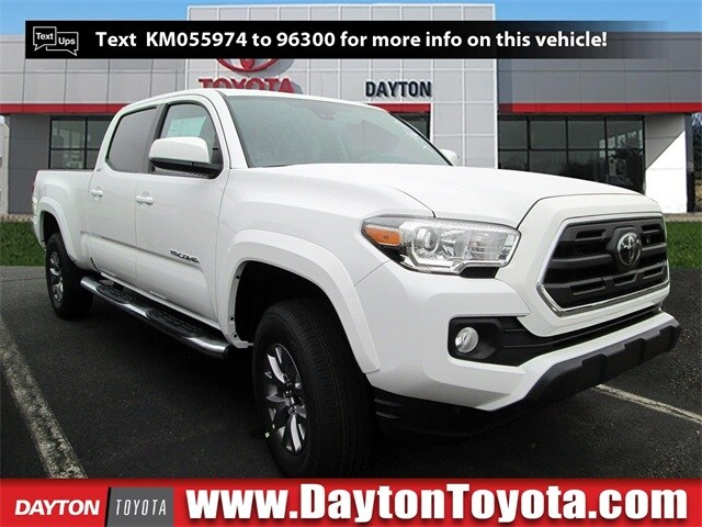 Featured new Toyota vehicles 2019 Toyota Tacoma SR5 V6 Truck Double Cab X967 for sale near you in South Brunswick, NJ