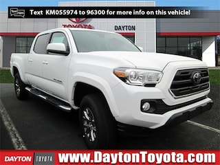 New Toyota vehicles 2019 Toyota Tacoma SR5 V6 Truck Double Cab X967 for sale near you in South Brunswick, NJ
