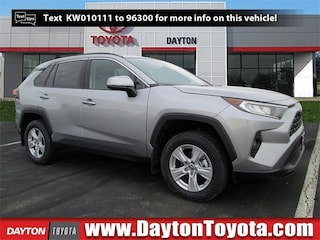 New Toyota vehicles 2019 Toyota RAV4 XLE SUV X9371 for sale near you in South Brunswick, NJ