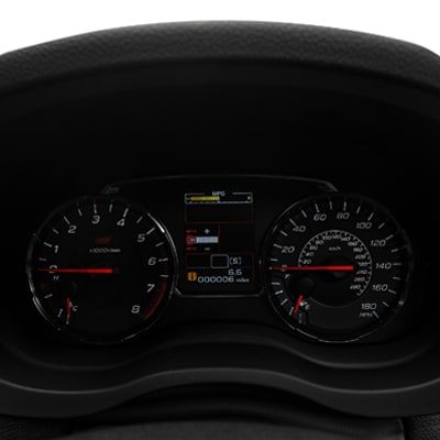 Subaru WRX Eyesight Technology