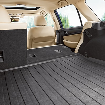 Subaru Outback Fold Flat Seating