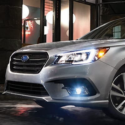 Subaru Legacy Standard LED Headlights