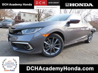 New 2019 Honda Civic EX Coupe