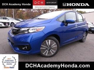 New 2019 Honda Fit EX Hatchback