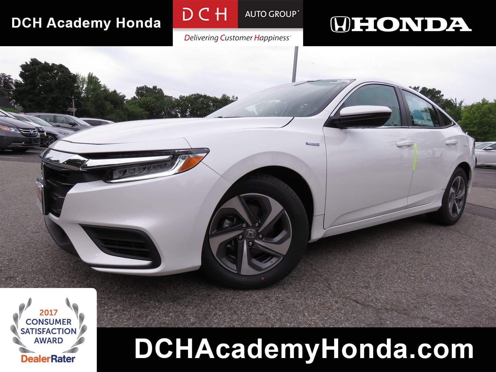 New 2019 Honda Insight LX Sedan