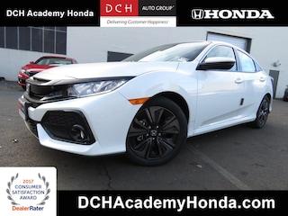 New 2019 Honda Civic EX Hatchback