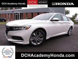New 2019 Honda Accord LX Sedan